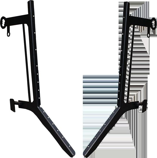 recambio brazos metalicos