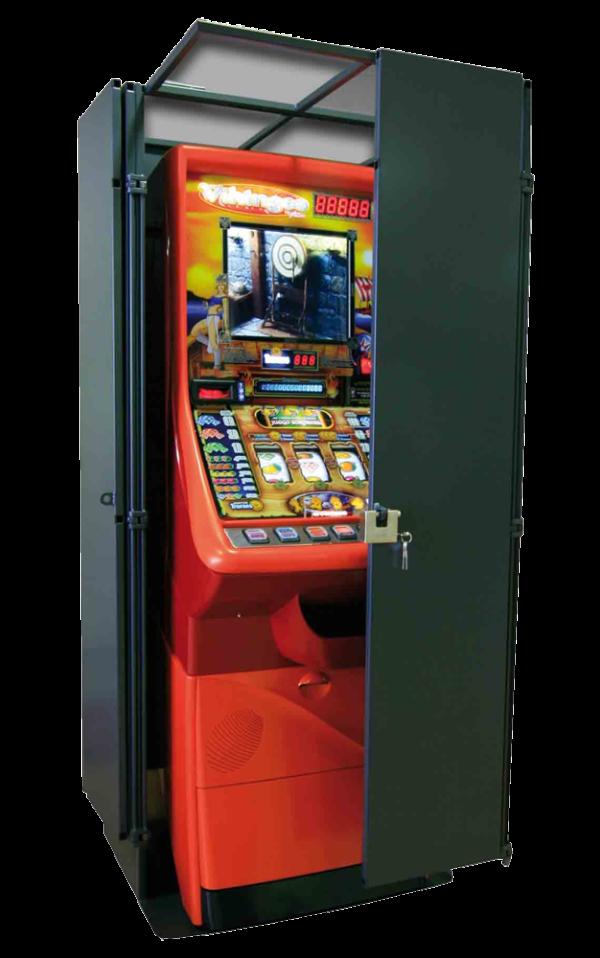 Armarios de seguridad para juegos recreativos technobouncer - Armario puertas plegables ...