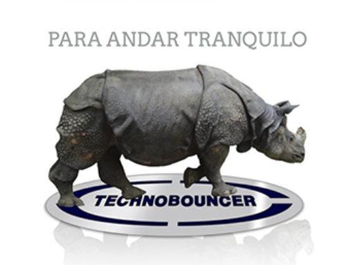 Technobouncer expondrá por primera vez en EXPOJOC