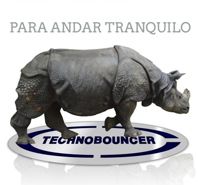 Technobouncer expondra por primera vez en EXPOJOC