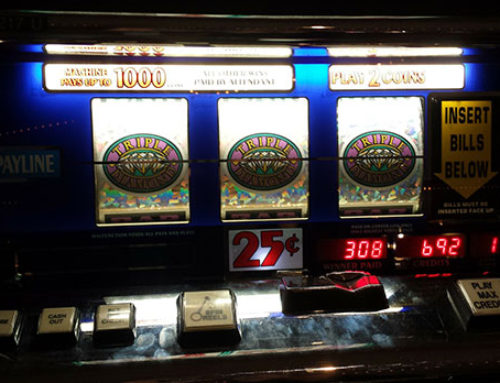 El rediseño en las maquinas recreativas con premio